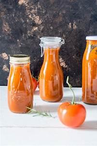 Gläser Zum Einkochen : frische tomatenso e einkochen einfache anleitung ~ Orissabook.com Haus und Dekorationen