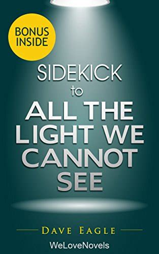 all the light we cannot see by anthony doerr sidekick