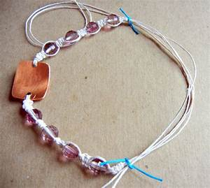 Diy Shamballa Style Macrame Bracelet Tutorial  U2013 Rings And