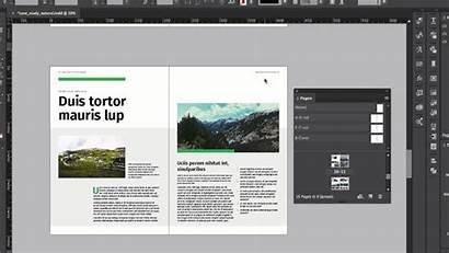 Indesign Edit Templates Master Text Unlock Stockindesign