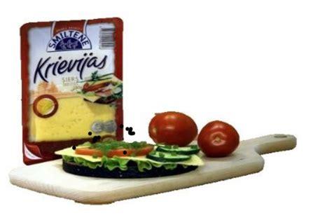 Smiltenes piens - Tilsit / Krievijas 50%, sliced, 180g (in ...
