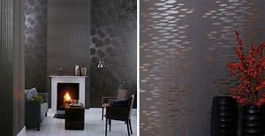 Tapete Flur Modern : moderne tapeten vliestapeten tapeten estelle tapetenkabinett ~ Frokenaadalensverden.com Haus und Dekorationen