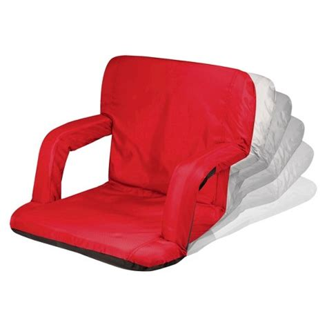 stadium chairs for bleachers target picnic time ventura portable stadium seats target