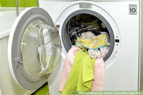 How To Keep Your House Clean With A New Baby 12 Steps