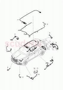 Bentley Bentayga  2015   Additional Wiring Harnesses  D  U0026gt  U0026gt
