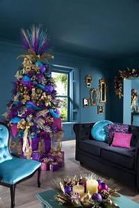 30, Vibrant, Purple, Christmas, Decorations
