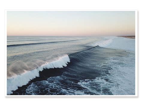 Cadre photo design surf dans les Landes en haute qualité