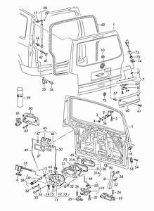 Tailgate Parts List - Vw T4 Forum