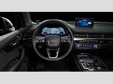 In Audi's Virtual Cockpit, Technology Is Your CoPilot