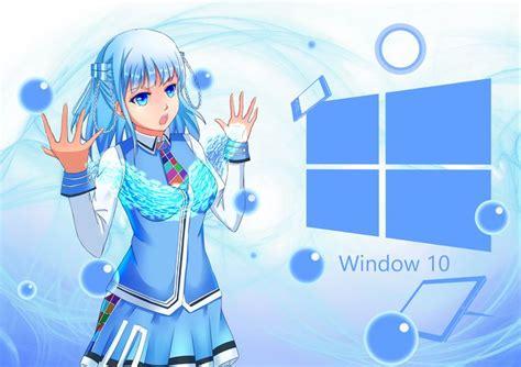 Anime Wallpaper For Windows 10 - konachan 205274 madobe touko microsoft os