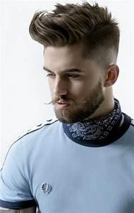 Coupe De Cheveux Homme Tendance : coiffure courte homme 2017 par tendances ~ Dallasstarsshop.com Idées de Décoration
