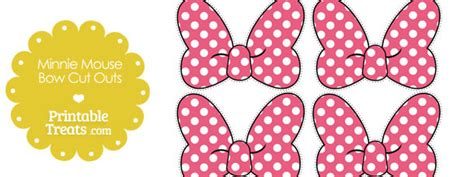 images  minnie mouse cutouts printable