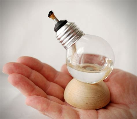 mini recycled light bulb ls hiconsumption