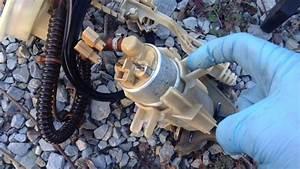 How To Remove A Bmw E39 Fuel Pump 520i 525i 528i 530i 540i