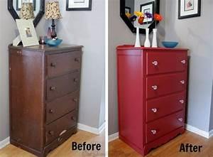 Relooker un meuble ancien avec de la peinture idées supers