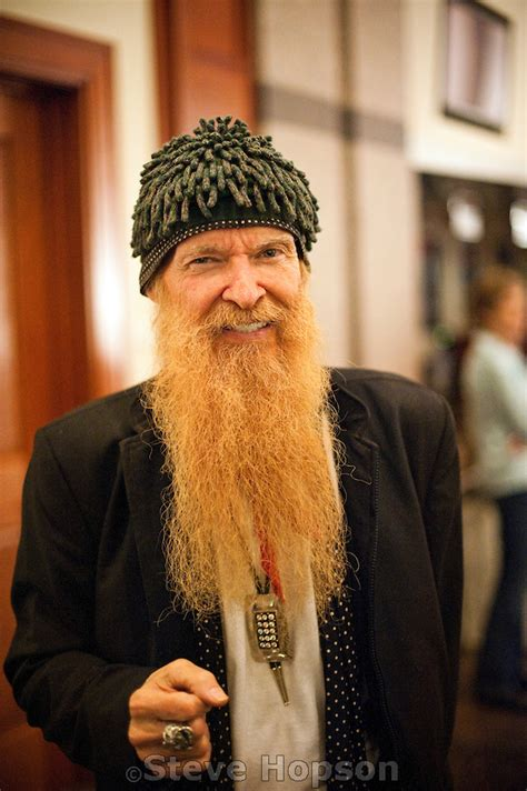 North Texas Drifter: Billy Gibbons