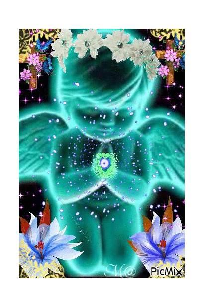 Picmix Angel Angels Glitter Falling Tree Graphics