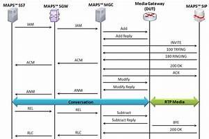 Complete Emulation Of Hybrid Tdm  Voip Network