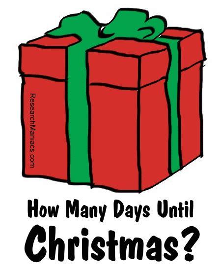 days christmas