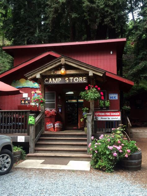 riverside campground  cabins big sur california