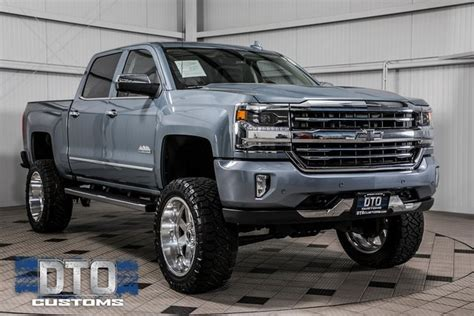 chevrolet silverado  high country  dto