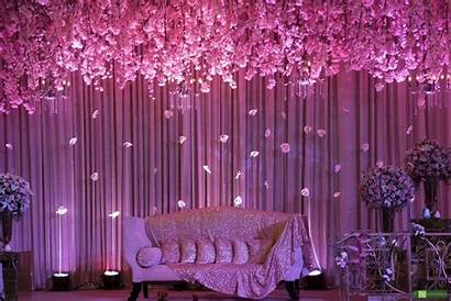 Stage Fnp Backdrop Indian Decorations Simple Weddings
