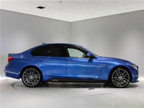 Used 2017 Bmw 3 Series Diesel Saloon 335d Xdrive M Sport