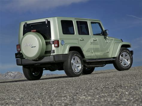 Gambar Mobil Jeep Wrangler by Gambar Mobil Jeep Wrangler Unlimited Ev