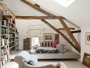 Plafond avec poutre for Amazing peindre des poutres au plafond 8 poser des fausses poutres plafond