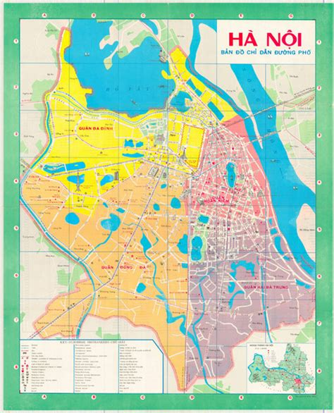 hanoi cbd map