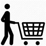 Shopping Icon Icons Mouse Computer Cart Transaction