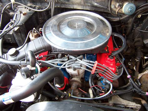carb problems   ford bronco tech support