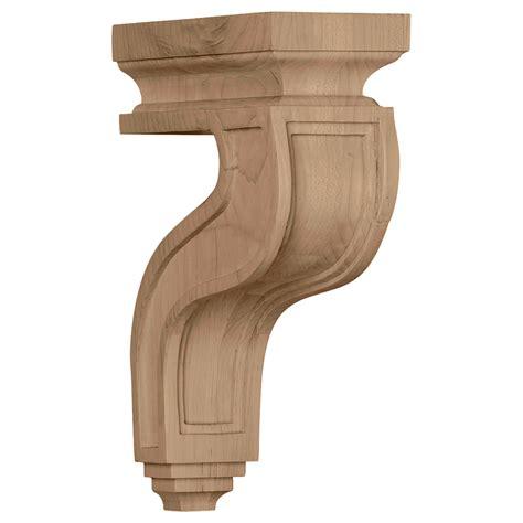 Hollow Corbels hollow back corbels wood corbels