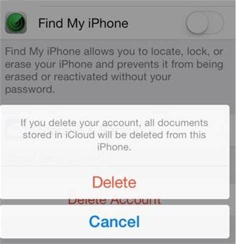 find my iphone without icloud sncrom
