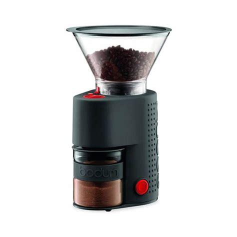 Shop bodum coffee maker, coffee grinders. Bodum Bistro Coffee Grinder Black - On Sale Now!