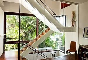 Fenster Für Treppenhaus : treppen von traditionell bis modern sch ner wohnen ~ Michelbontemps.com Haus und Dekorationen