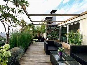 17 meilleures idees a propos de eclairage de la terrasse With eclairage pour terrasse en bois exterieur 1 eclairage de balcons terrasses jardinelec