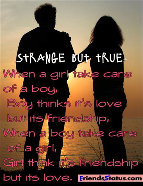 Between Boy And Girl Quotes Friendship