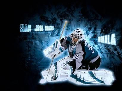 Hockey Wallpapers Desktop Nhl Jose San Cool