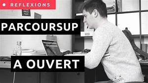 PARCOURSUP A OUVERT ! 📚 - YouTube