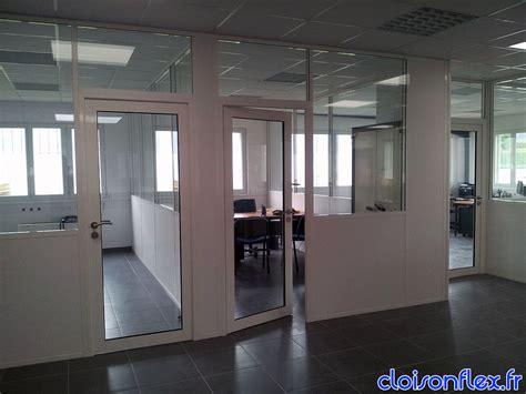 cloison de bureaux cloisonflex cloison vitrée cloison de bureau cloison