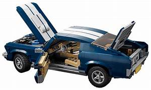 LEGO Creator Expert Ford Mustang 10265 offiziell vorgestellt | zusammengebaut