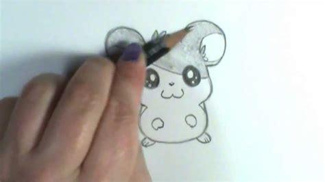 draw hamtaro youtube
