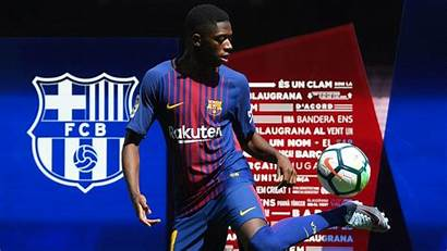 Dembele Barcelona Ousmane Wallpapers Skills Barca 96m