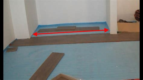 install laminate wood flooring   closet door