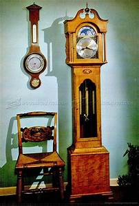 Shaker Wall Clock Plans Gallery - Home Wall Decoration Ideas