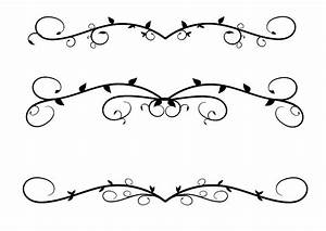 Decorative Lines For Word | Decoratingspecial.com