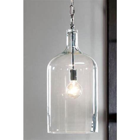 glass jug pendant lights tequestadrum