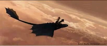 Chimuelo Flight Romantic Volando Why Dreamworks Worries