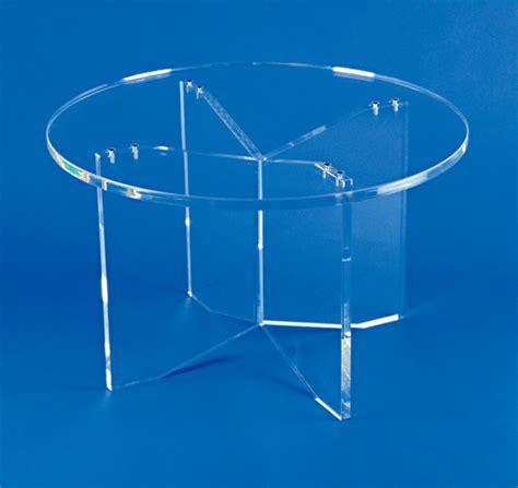 canapé cercle table de chevet plexiglass